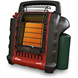 Commart Mr. Heater F232000 MH9BX Buddy 4,000-9,000-BTU Indoor-Safe Portable Radiant New Ships from USA