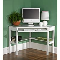Harper Blvd White Birch Corner Desk (30 in. H x 48 in. W x 32.25 in. D)