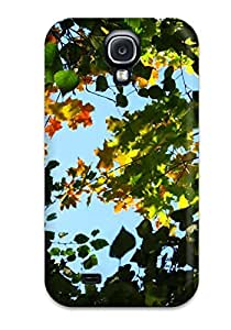 Galaxy S4 Artistic Print High Quality Tpu Gel Frame Case Cover