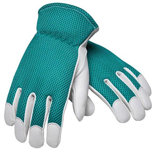 (Safety Works 033G/L Natural Mud, Large, Emerald)