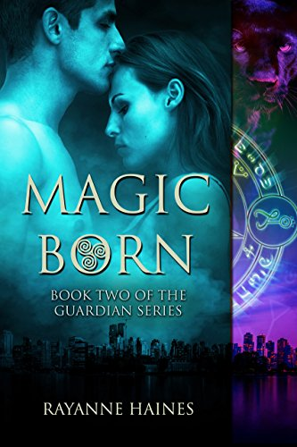 Maria Del Voscova is a powerful witch who finds herself caught between the past and the future; and between blood and bond; between the light and the dark. Her only chance at surviving may be in trusting a man who is the most dangerous of them all…Magic Born (The Guardian Series Book 2) by Rayanne Haines
