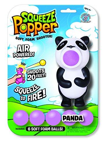 (Hog Wild Panda Popper Foam Battle Toy)
