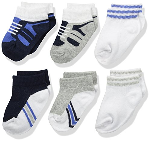 Luvable Friends Baby Socks 6 Pack product image