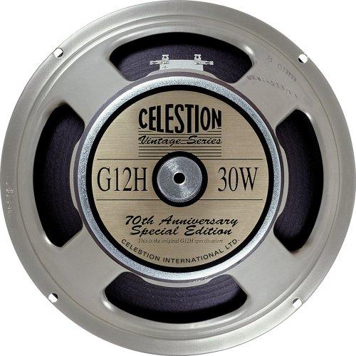 Celestion G12H 70th Anniversary guitar speaker, 8ohm