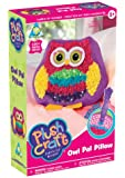 The Orb Factory PlushCraft Owl Pal Pillow