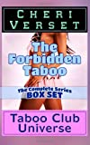 The Forbidden Taboo: the Complete Series Box Set, Cheri Verset, 1499558333
