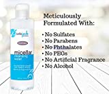 Micellar Cleansing Water - Alcohol Free, No Rinse