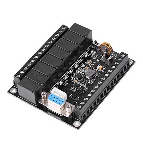 Eastbuy Programmable Logic Controller - DC 24V PLC Regulator FX1N-20MR Industrial Control Board Module