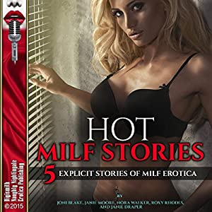 Hot MILF Stories Audiobook