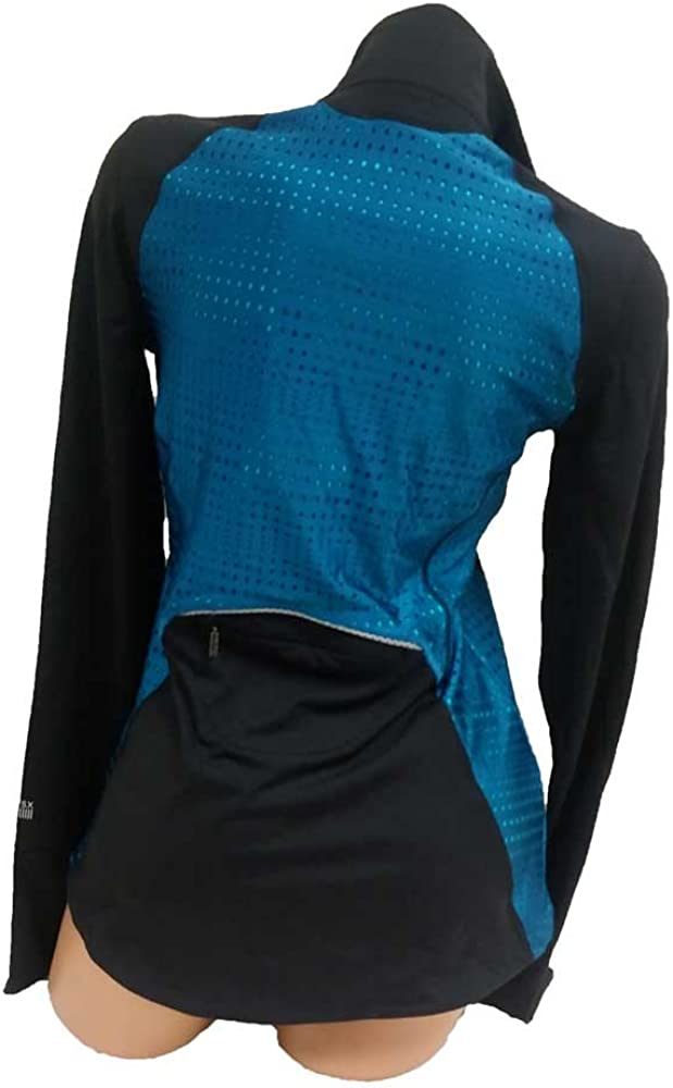 Victorias Secret Knockout Half-Zip Jacket W Media Pocket