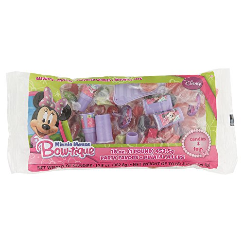 Minnie Mouse Pinata Filler, 1lb -
