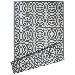 Garden and Outdoor DII Contemporary Indoor/Outdoor Lightweight Reversible Fade Resistant Area Rug, Great For Patio, Deck, Backyard, Picnic… outdoor rugs