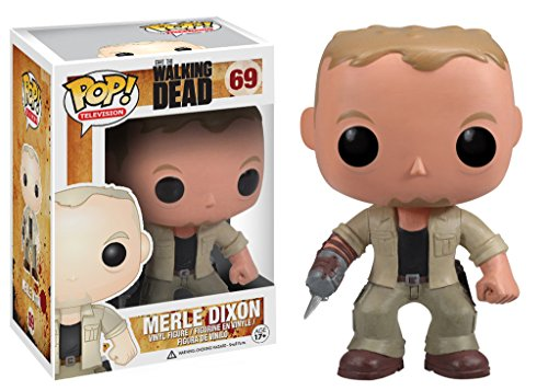 Funko Walking Dead: Merle Vinyl Figure