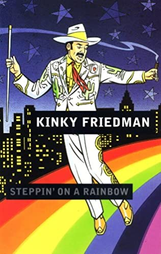 book cover of Steppin\' On a Rainbow