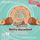 The Original Donut Shop Sweet & Creamy Nutty Hazelnut 10 K-cup 2-pack