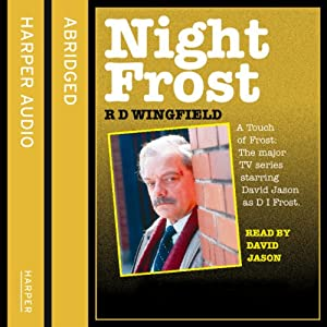 Night Frost Audiobook