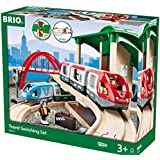 Brio World - 33512 - CIRCUIT PLATEFORME VOYAGEURS