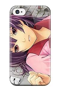 TYH - Hot 5311122K39444598 New Bakemonogatari Skin Case Cover Shatterproof Case For Iphone 6 4.7 phone case