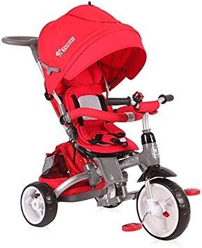 Lorelli 10050300004 - Triciclo evolutivo para bebé y niño