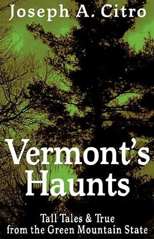 book cover of Vermont\'s Haunts