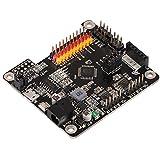 Seamuing RosBot Robot Development Board Controller Raspberry Pi Expansion Board Motor Driver Board for Arduino Raspberry Pi 2 Pi 3B+ Support Esp8266 Wifi Module