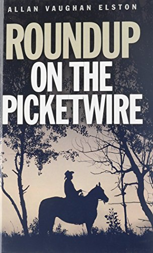 book cover of Roundup On the Picketwire
