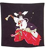 JapanBargain Japanese Furoshiki Gift Wrapping Cloth #P1675-B #P1675-B