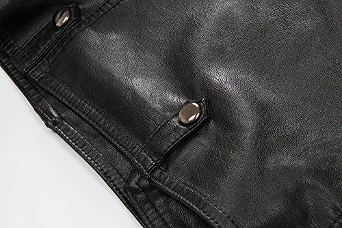 170ce9a7561e Jual LJYH Kids Boy Girl Moto Leather Jacket PU Biker Coat - Jackets ...