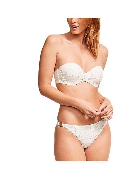 10d020fafe2 Chantelle Womens Ombrage Strapless Bikini Top: Amazon.co.uk: Clothing