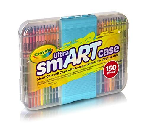 Crayola Ultra Smart Multiple Compartments