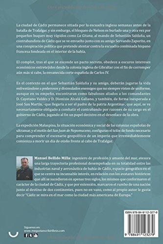 Cita en Trafalgar (Spanish Edition): Manuel Bellido Milla: 9788491123279: Amazon.com: Books