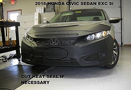 Exterior Accessories Fits Car Mask Bra Lebra 2 piece Front End ...