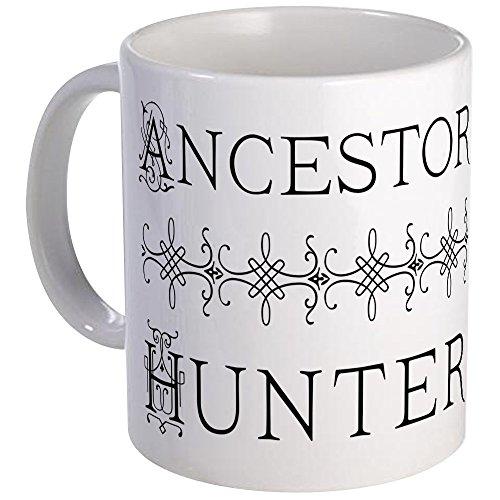 CafePress - Genealogy Ancestor Hunter Mug - Unique Coffee Mug, Coffee Cup