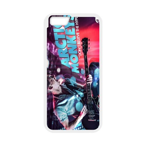 """High quality Arctic Monkey logo, Rock band music,Arctic Monkey band protective case cover For Apple Iphone 6,4.7"""" screen Cases QH596717907"""