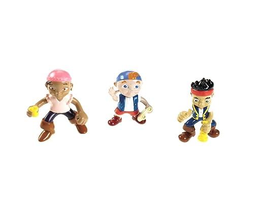 5 opinioni per Mattel W5261- Fisher-Price Jake e i pirati, personaggi di Jake, Izzy & Cubby, 3