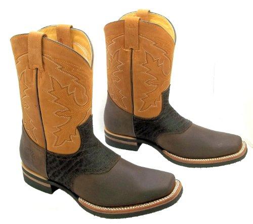 Grinders Frontier, Stivali da cowboy uomo