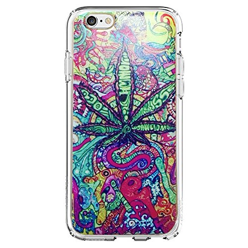 SHARK Marijuana hipster Iphone 5 5 Inch product image