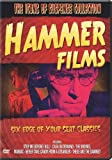 The Icons of Suspense Collection: Hammer Films (Stop Me Before I Kill! / Cash on Demand / The Snorkel / Maniac / Never Take Candy from a Stranger / These Are the Damned) [Import]