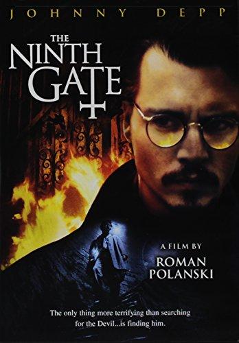 Ninth Gate (art) - Blue Depp Johnny