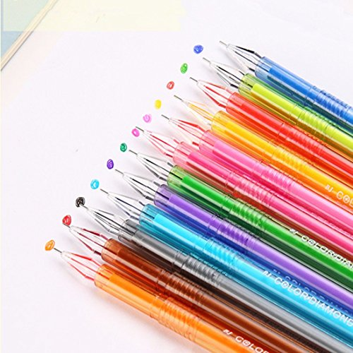 Colors Diamond Colorful Office Rollerball product image