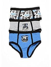 Star Wars Boys Underwear | Briefs 3-pack Size 8
