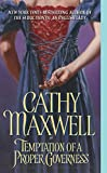 Temptation of a Proper Governess by  Cathy Maxwell in stock, buy online here