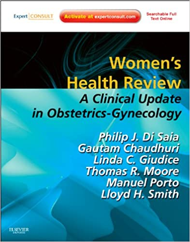 Womens Health Review E-book: A Clinical Update in Obstetrics - Gynecology