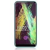 "Unlocked Smartphones DUODUOGO A70 Dual 4G LTE Android 9.0 Cell Phone,32GB ROM+3GB RAM 5.71"" FHD 8MP + 5MP Dual Camera Fingerprint ID Phones,3800mAh Battery Unlocked Cell Phones (Green)"