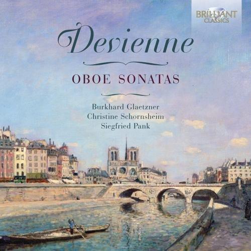 Devienne: Oboe Sonatas (Devienne Oboe Sonatas)