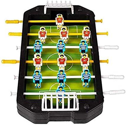 Kicko Soccer Game - 1 mini mesa de futbolín, juego de fútbol en ...