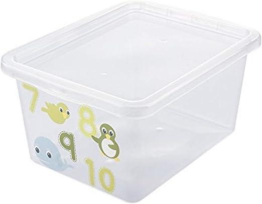 Juguete Caja Caja para juguetes Caja Caja Plas Team 8L – 18L de ...