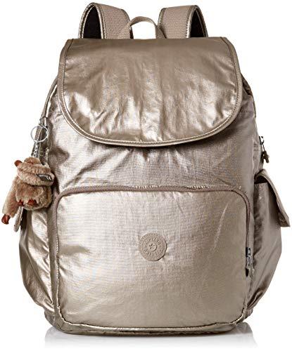 Kipling Zax Metallic Diaper Backpack, MTTLCPWTER