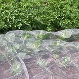 Veggiemesh Red de Insectos Malla contra insectos para jardín, muchos tamaños disponibles