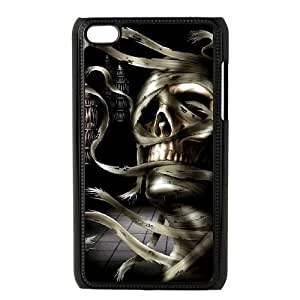 iPod Touch 4 Phone Cases Black Mummy DRY940453
